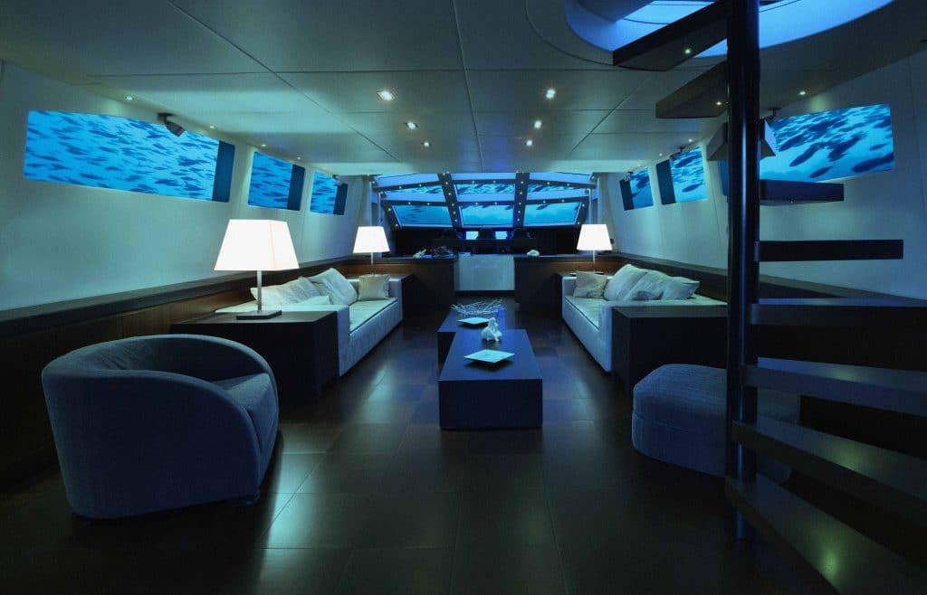 submarine lounge